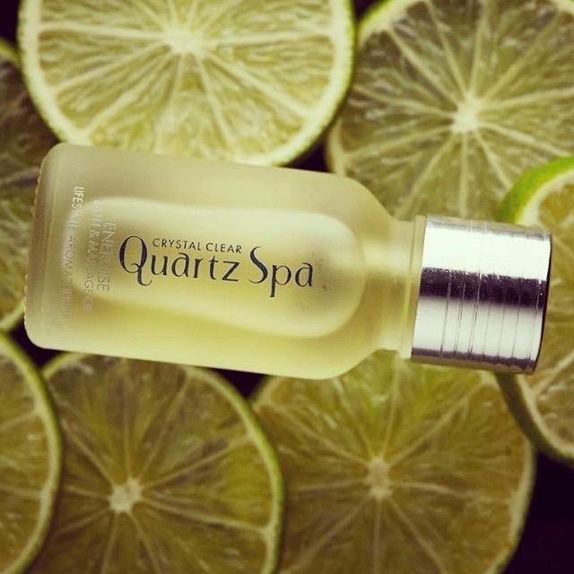 Relax with Quartz Spa Aromatherapy