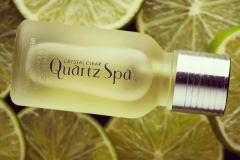 Relax with Quartz Spa Aromatherapy